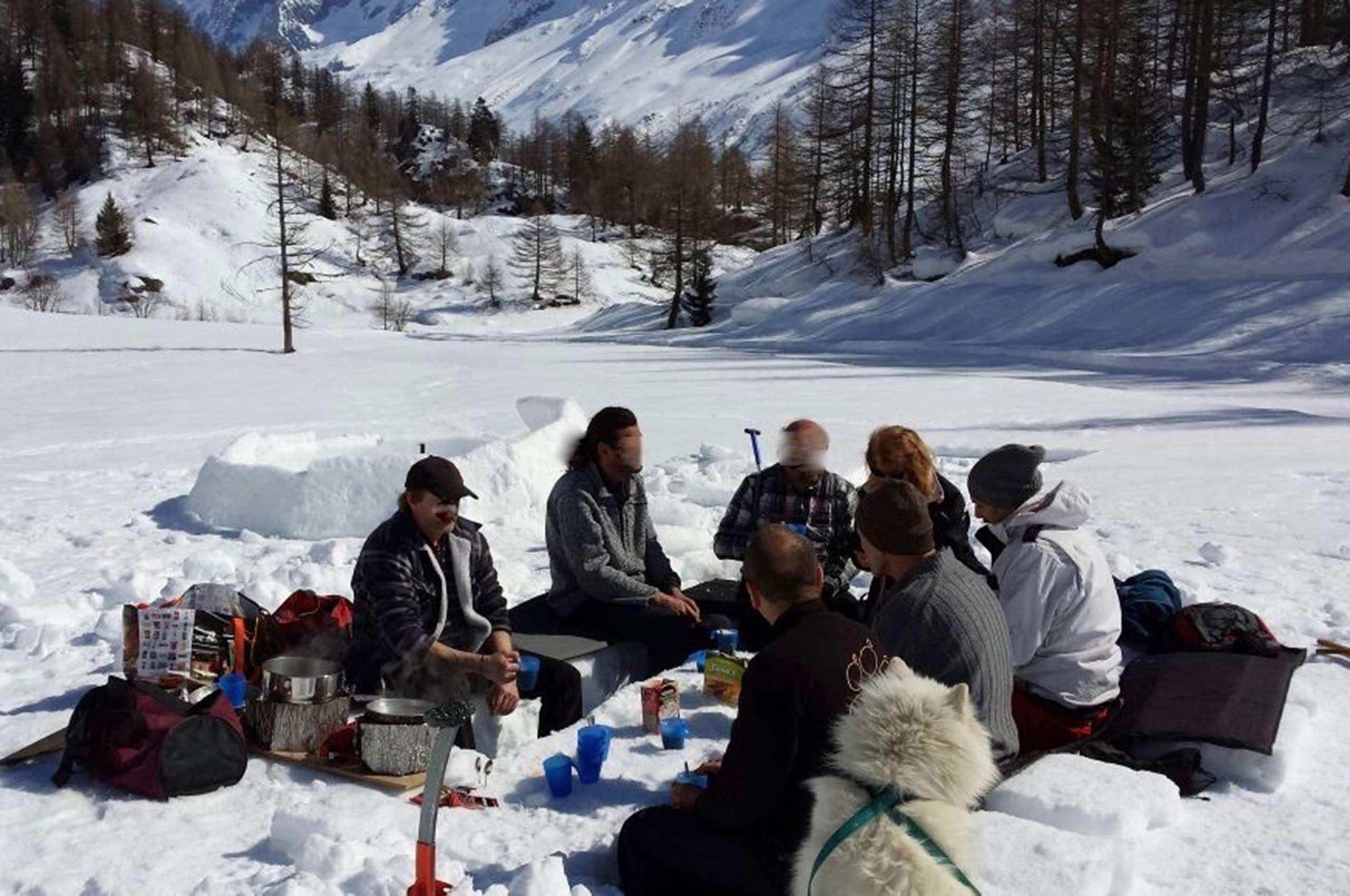 Gruppen-Events auf der Fafleralp