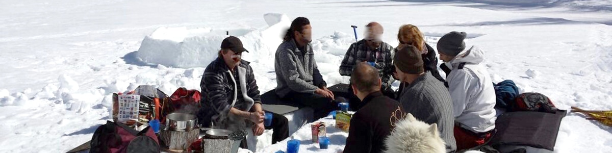 Gruppen-Event auf der Fafleralp